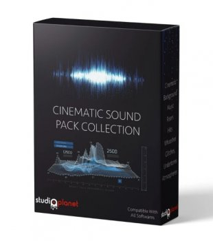 Сэмплы Studio Planet Cinematic Sound Pack Collection