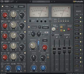 TBProAudio CS5501 v1.4.2 x86 x64