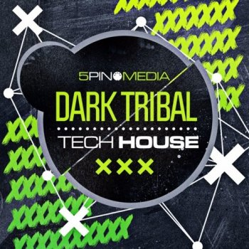 Сэмплы 5Pin Media Dark Tribal Tech House