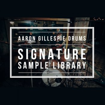 Сэмплы Aaron Gillespie Drums Signature Sample Library