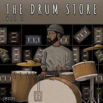Сэмплы Origin Sound The Drum Store Volume 2