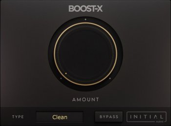 Initial Audio BoostX v1.0.1 x64