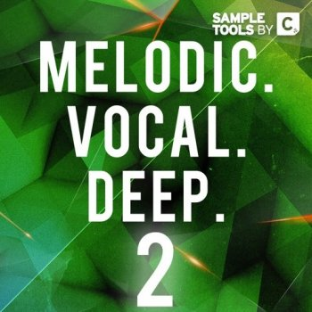 Сэмплы Sample Tools by Cr2 Melodic Vocal Deep 2