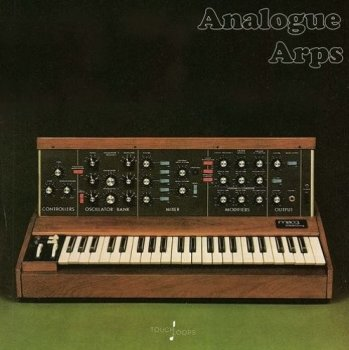 Сэмплы Touch Loops Analogue Arps