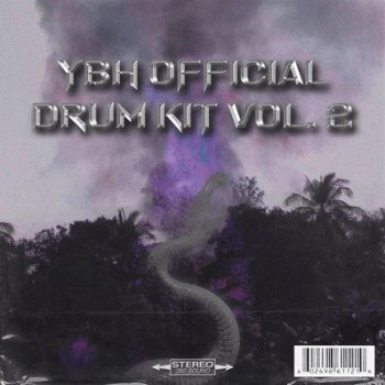 Сэмплы YBH Beats YBH Official Drum kit Vol. 2