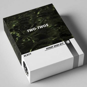 Сэмплы SCXTT Two-Two's - HIHAT MIDI KIT
