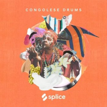 Сэмплы Splice Sessions Congolese Drums with Andre Toungamani