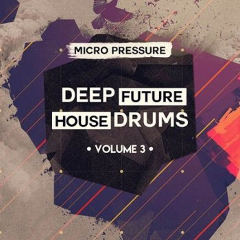 Сэмплы HY2ROGEN Deep Future House Drums 3