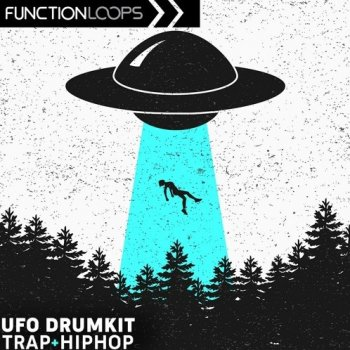 Сэмплы Function Loops UFO Drumkit Trap And Hip Hop