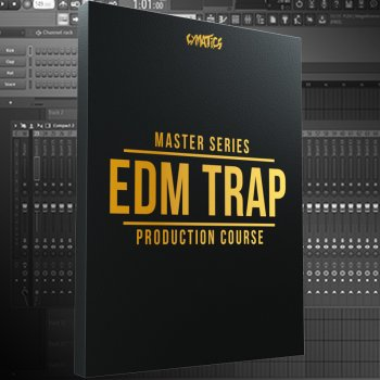 Видео уроки - Cymatics Master Series EDM Trap Production Course