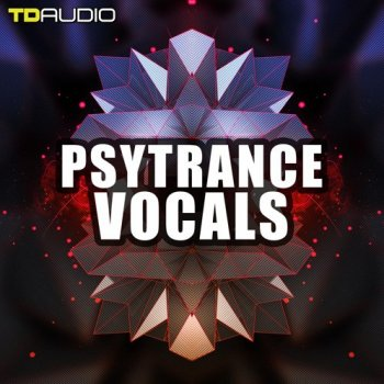 Сэмплы Industrial Strength TD Audio Psytrance Vocals