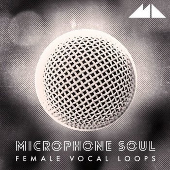 Сэмплы вокала - ModeAudio Microphone Soul - Female Vocal Loops