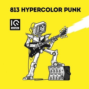 Сэмплы IQ Samples 813 Hypercolor Punk