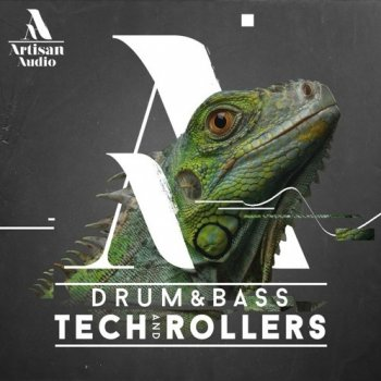 Сэмплы Artisan Audio Drum and Bass Tech and Rollers
