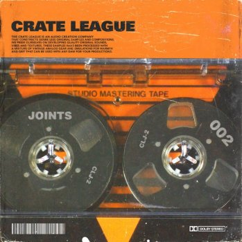 Сэмплы The Crate League - Joints Loop Pack Vol.2 Compositions