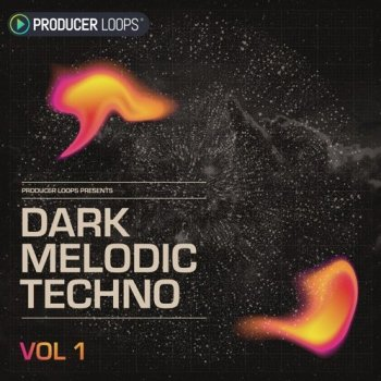 Сэмплы Producer Loops Dark Melodic Techno Vol 1