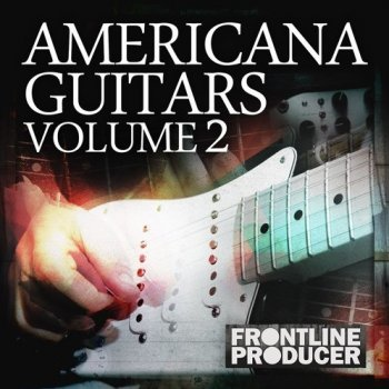Сэмплы гитары - Frontline Producer Americana Guitar Licks And Riffs 2