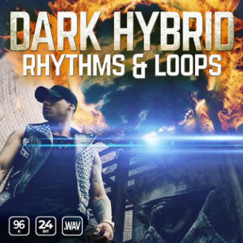 Сэмплы Epic Stock Media Dark Hybrid Rhythms and Loops