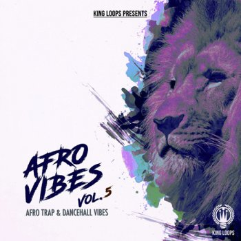 Сэмплы King Loops Afro Vibes Volume 5