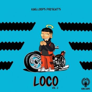 Сэмплы King Loops Loco Volume 2