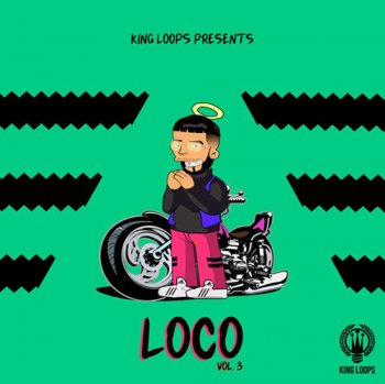 Сэмплы King Loops Loco Volume 3