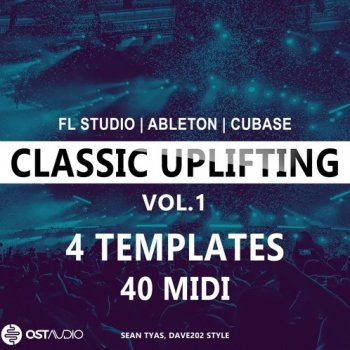 Проекты OST Audio Classic Uplifting Volume 1