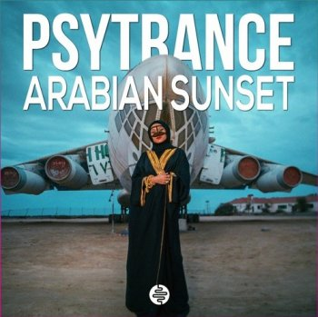 Проект OST Audio Psytrance Arabian Sunset Template