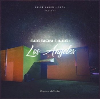 Сэмплы Julez Jadon Session Files Los Angeles