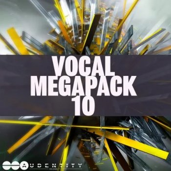 Сэмплы Audentity Records Vocal Megapack 10