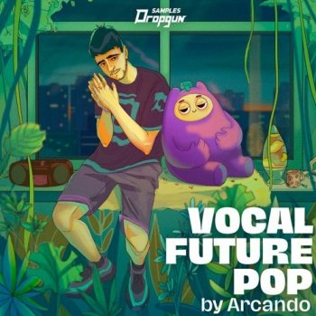 Сэмплы Dropgun Samples Vocal Future Pop by Arcando