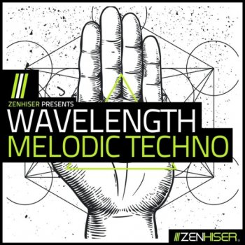 Сэмплы Zenhiser Wavelength - Melodic Techno