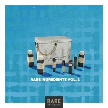 Сэмплы перкуссии - RARE Percussion Rare Ingredients Vol. 2