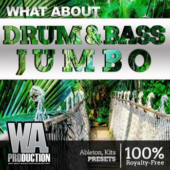 Сэмплы W.A. Production Drum and Bass Jumbo