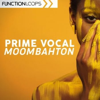 Сэмплы Function Loops - Prime Vocal Moombahton
