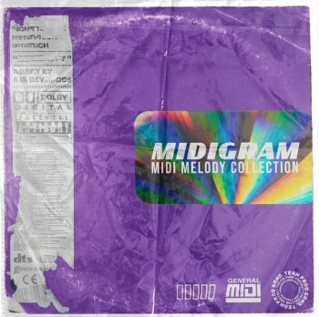 MIDI файлы - Producergrind TWILL MIDIGRAM Melody Collection