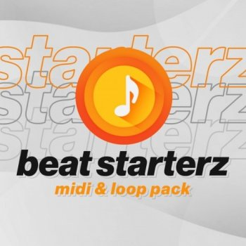 Сэмплы и MIDI файлы - Industry Kits BEAT STARTERZ MIDI & Loop Pack
