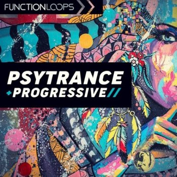 Сэмплы Function Loops Psytrance and Progressive