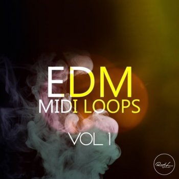 Сэмплы и MIDI - Roundel Sounds EDM MIDI Vol 1