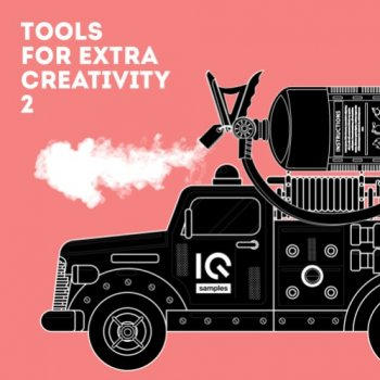 Сэмплы IQ Samples Tools For Extra Creativity Volume 2