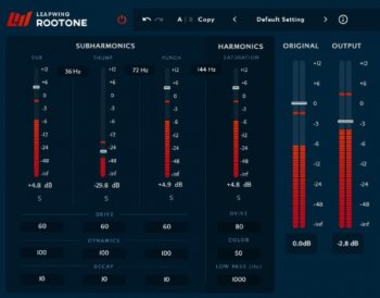 Leapwing Audio RootOne v1.2 x64