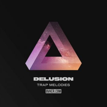 Сэмплы BVKER Delusion Trap Melodies