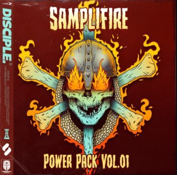 Сэмплы Disciple Samples Samplifire Power Pack Vol. 1
