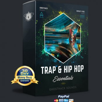 Сэмплы Ghosthack Sounds Trap And Hip Hop Essentials