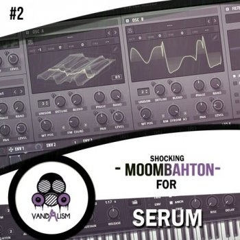 Пресеты Vandalism Shocking Moombahton For Serum 2