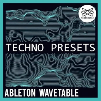 Пресеты Audioreakt Ableton Wavetable Techno Bank