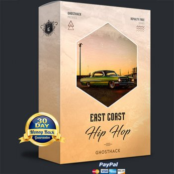 Сэмплы Ghosthack East Coast Hip Hop