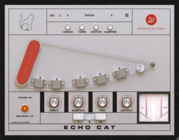Wavesfactory Echo Cat v1.0.1 x64