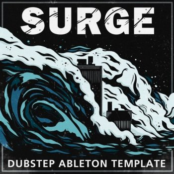 Проект Ghost Syndicate Surge Ableton Live Template