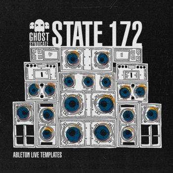 Проекты Ghost Syndicate State 172 Ableton Live Templates