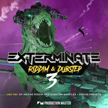 Сэмплы Production Master Exterminate 3